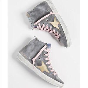 Golden Goose Francy Hi-Top Sneaker